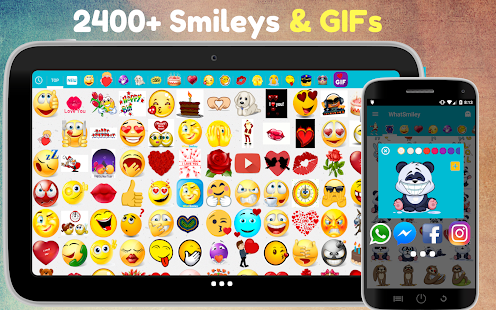 whatsmiley coole smileys tolle bilder emojis apps bei google play. Black Bedroom Furniture Sets. Home Design Ideas