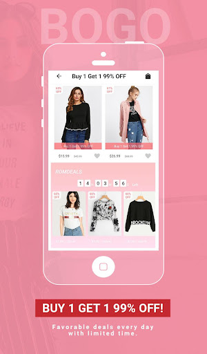 ROMWE - Women's Fashion Screenshot