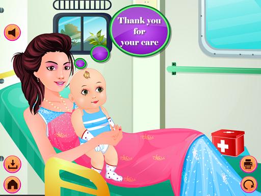 無料休闲Appの妊娠中のお母さんの医者のゲーム|記事Game
