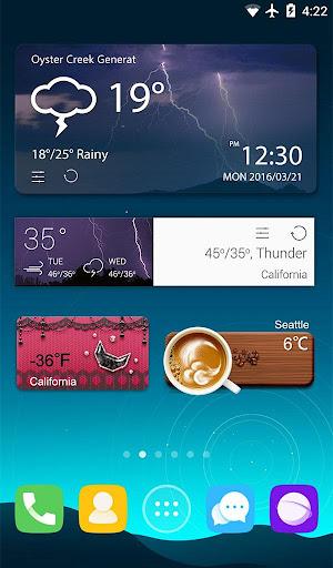 GO Weather Forecast & Widgets screenshot 24