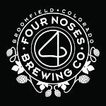 Logo of 4 Noses Brewing Company Tommy Appleseed
