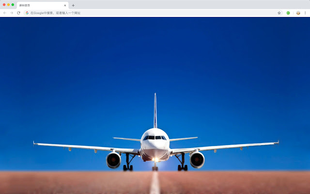 Aircraft New Tabs HD Photography Top Themes