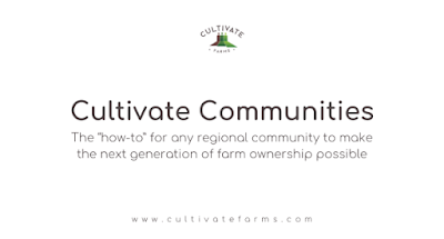 Cultivate Communities