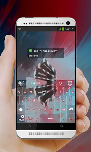玩免費個人化APP|下載スターバーストSutābāsuto GO Keyboard app不用錢|硬是要APP