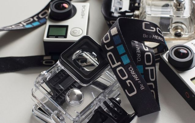 GoPro. Picture: ISTOCK