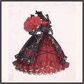 紅月の薔薇