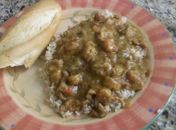 Etoufee New Orleans (crawfish Or Shrimp)