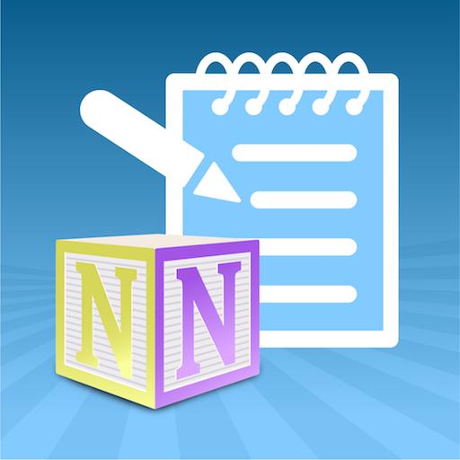 NannyNotes - Child Daily Sheet