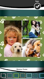 Dog Photo Collage - náhled