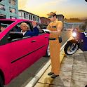 Police City Traffic Warden Duty 2019 icon