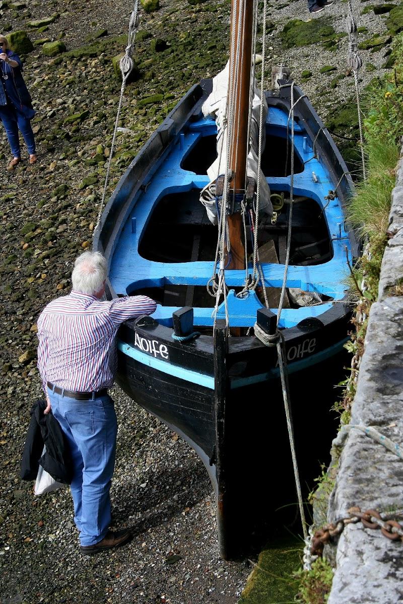 Barca in secca di Andrea F