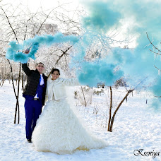 Wedding photographer Kseniya Vist (KseniyaVist). Photo of 06.02.2016