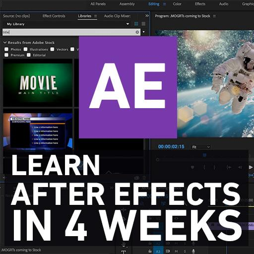 Baixar Learn After Effects - Video Lectures 2019 para Android