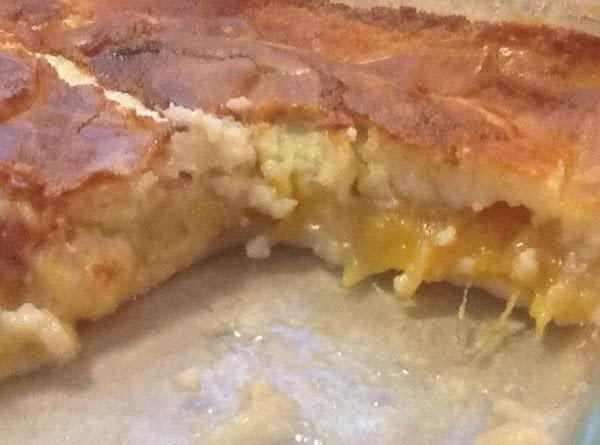 Gooey Butter Peach Cobbler Recipe