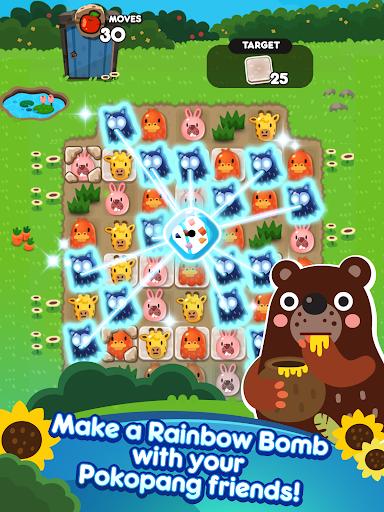 POKOPOKO The Match 3 Puzzle 1.4.2 screenshots 2