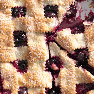 Cherry-Berry Jumble Fruit Pie