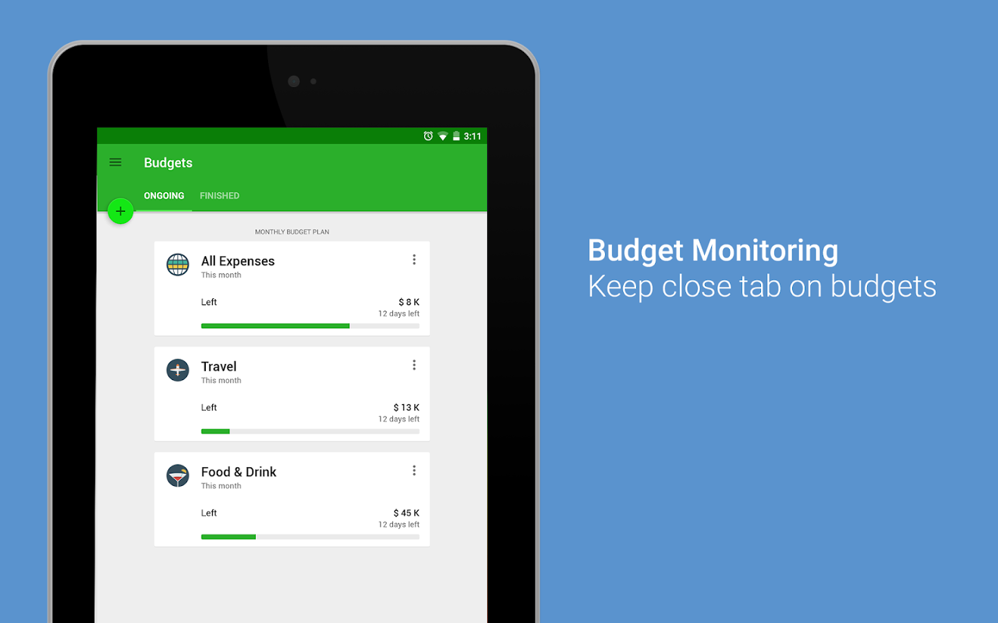 Money Lover: Money Manager, Budget Expense Tracker- screenshot