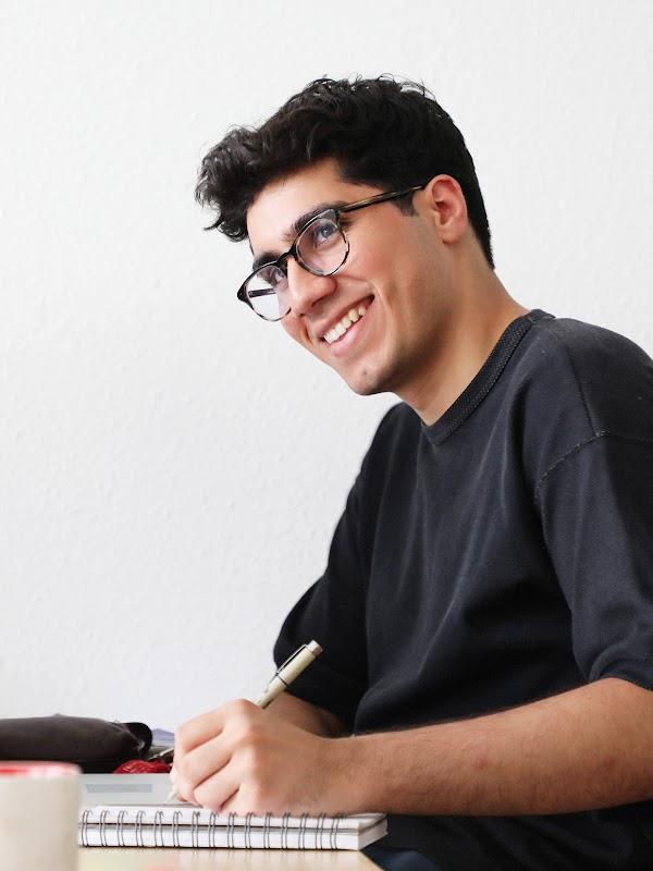 Wie ein Schüler ein Programm zur Tumoranalyse entwickelt
