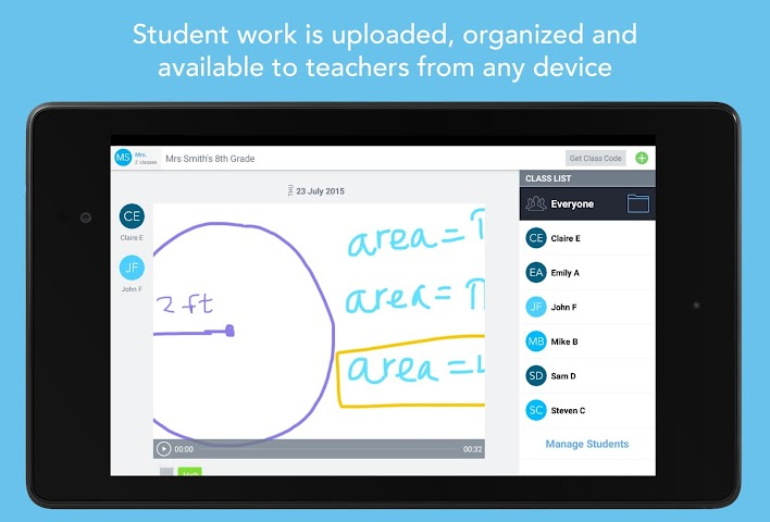 android Seesaw: The Learning Journal Screenshot 7