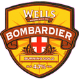 Logo of Wells Youngs Bombardier Burning Gold