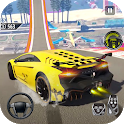 Mega Ramp Car Stunt 3D: Car Stunt Game icon