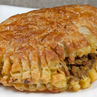 Meat Pasty