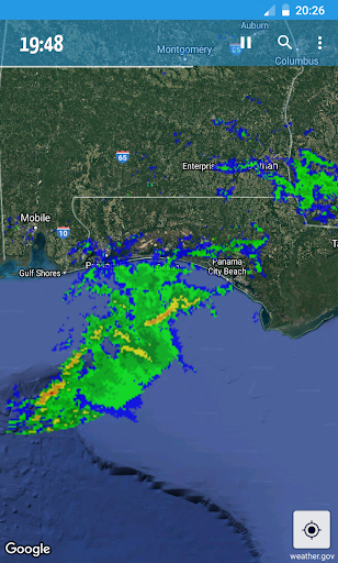 Rainy Days Rain Radar  screenshots 1