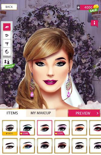 Super Wedding Stylist 2020 Dress Up & Makeup Salon screenshots 22