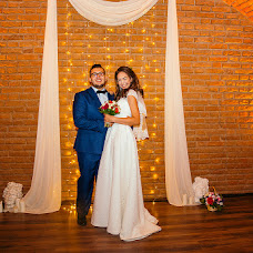 Wedding photographer Marchenko Vishnevskaya (MarchVish). Photo of 30.10.2017