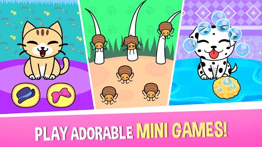 My Virtual Pet Shop - Cute Animal Care Game 1.10 screenshots 3