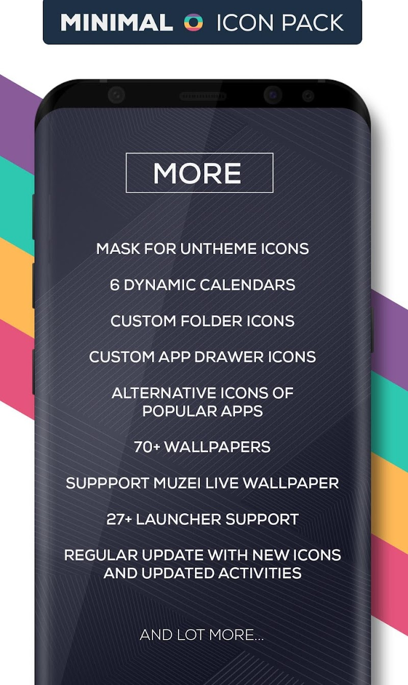 Minimal O - Icon Pack Screenshot 6