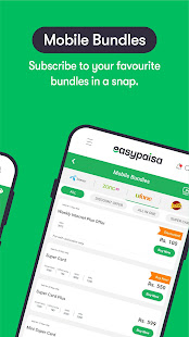 App Easypaisa - Mobile Load, Send Money & Pay Bills APK for Windows Phone