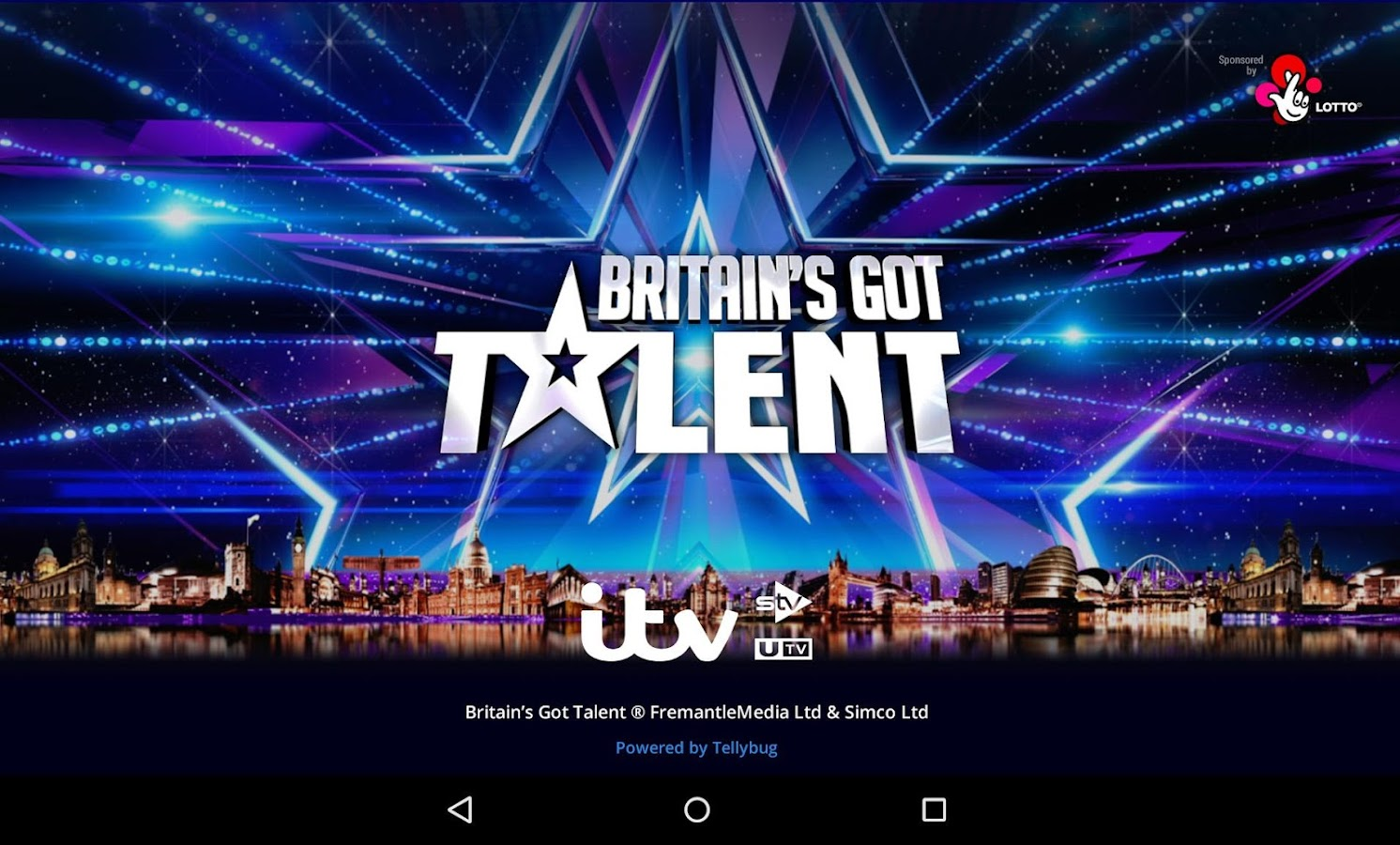 Britain Got Talent Games