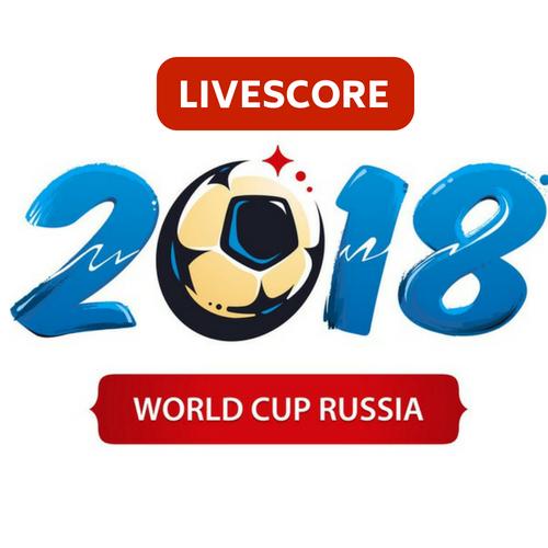 Livescore : World Cup Russia 2018 2.1.0 screenshots 1