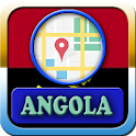 Angola Maps And Direction icon