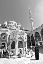 Photo: Dziedziniec Nowego Meczetu