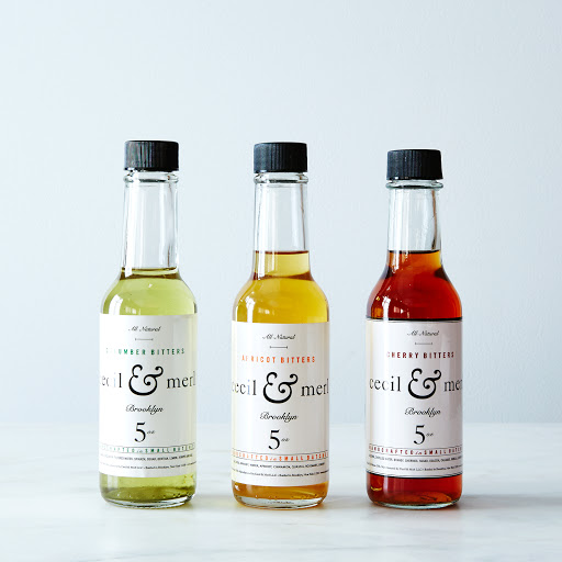 Fruit-Infused Cocktail Bitters