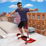Rooftop Skates Icon