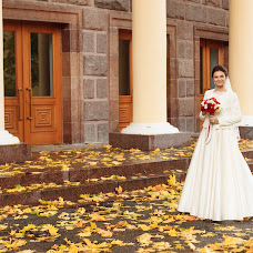 Wedding photographer Kseniya Razina (razinaksenya). Photo of 15.10.2017