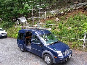 Photo: N3UW Rover used by K8GP / Rover in June VHF 2014 contest