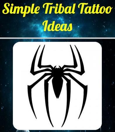 Simple Tribal Tattoo Ideas 2.0 screenshots 2