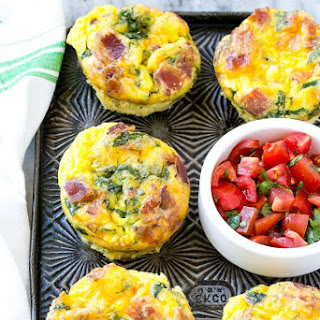 Breakfast Egg Muffins.