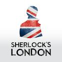 Sherlock Holmes' London Tour Map icon