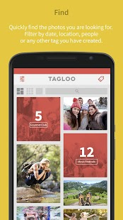 Tagloo - Your smart album- screenshot thumbnail