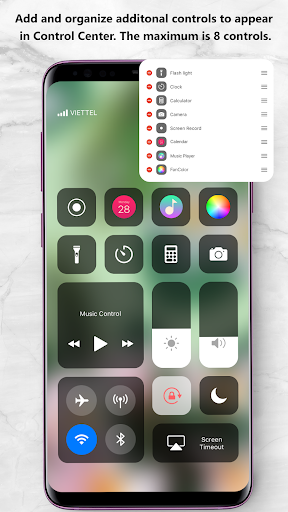iCenter iOS 13 & Control Center IOS 13 5.0 screenshots 1
