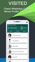 الذين زيارة موقعي برو فاي جنيه؟  - Whats Tracker لل APK WhatsApp