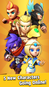 Archero Mod Apk v1.2.3( Unlimited Coins And Money) 100% Working 2