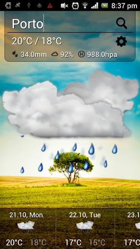 Cute Weather screenshot 3