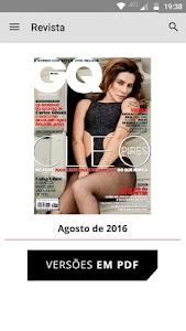 GQ Brasil screenshot 3