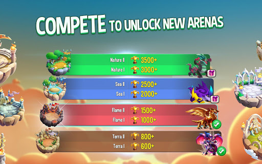 Dragon City 10.5.2 screenshots 23